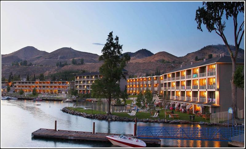 Campbell's Resort in Lake Chelan, WA