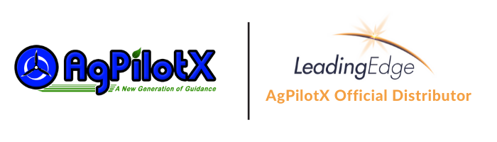 AgPilotX by Incero Logo with Leading Edge Associates Logo